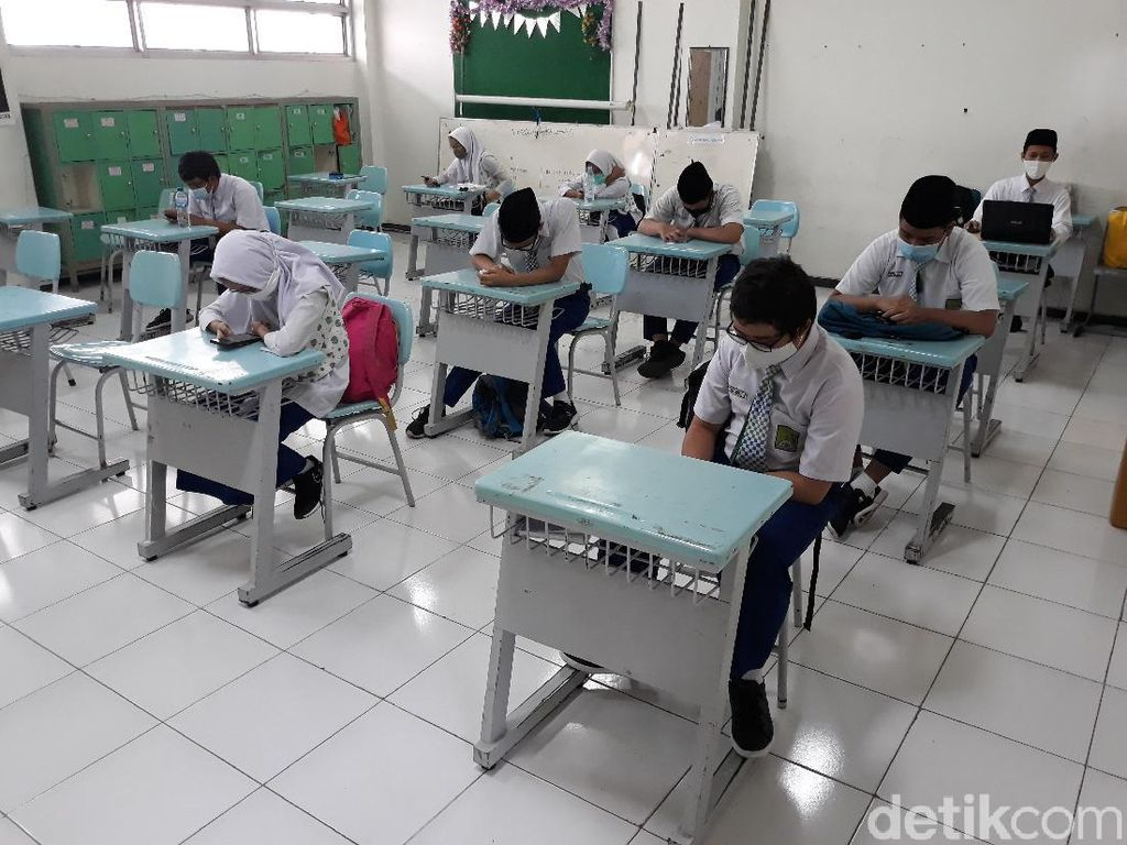 Siswa SMP Solo Mulai Uji Coba Sekolah Tatap Muka Lusa