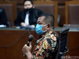Cerita Tommy Sumardi Beri Uang 2 Jenderal Polisi soal Red Notice Djoko Tjandra