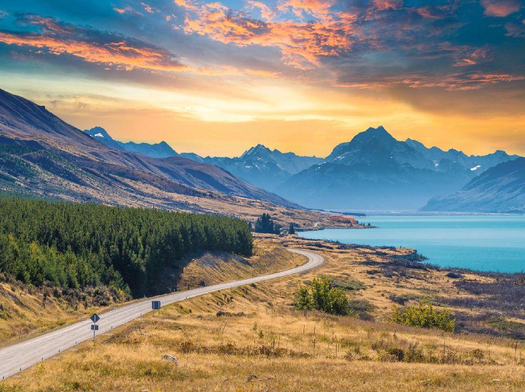 Akhirnya Selandia Baru Sadar Kalau Negaranya Bucin Turis