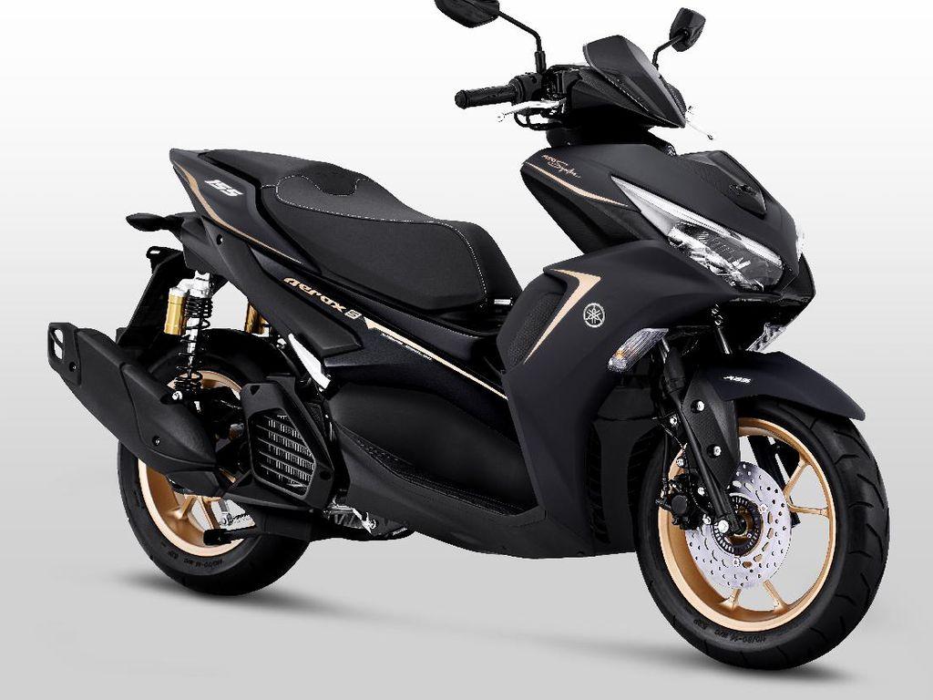 Yamaha Aerox 155 Terbaru Meluncur, Harga Mulai Rp 25,5 Juta
