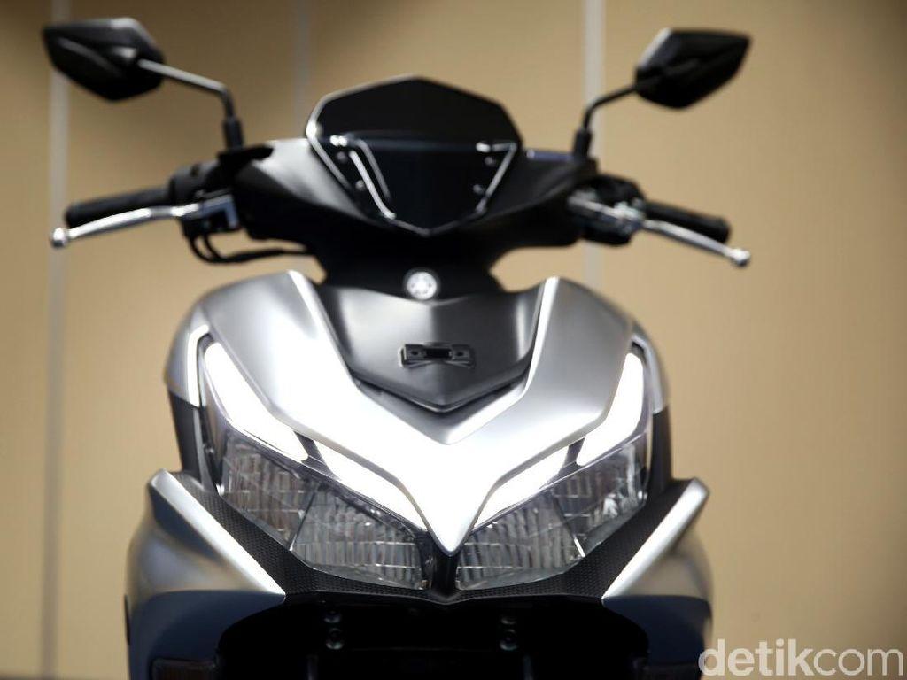 All New Aerox 155 Connected Dibilang Mirip Vario 150, Ini Respons Yamaha