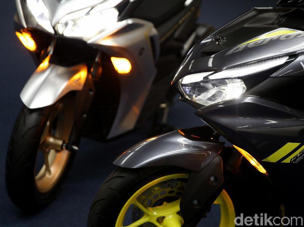 Perbandingan Aerox 155 Vs Honda ADV 150, Pilih yang Mana?