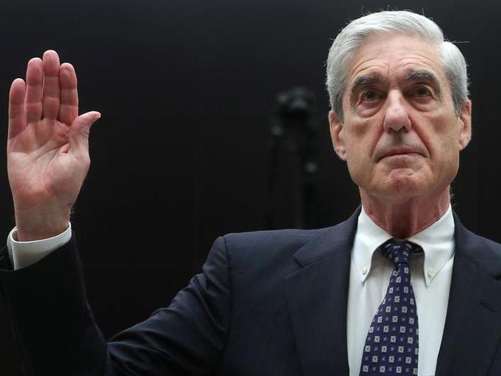 Bab Laporan Baru Robert Mueller Terkait WikiLeaks dan Eks Penasihat Trump