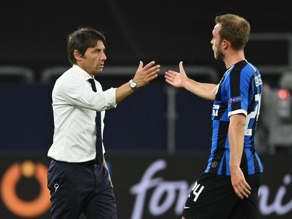 Terus Digodok Conte, Eriksen Tak Jadi Tinggalkan Inter?