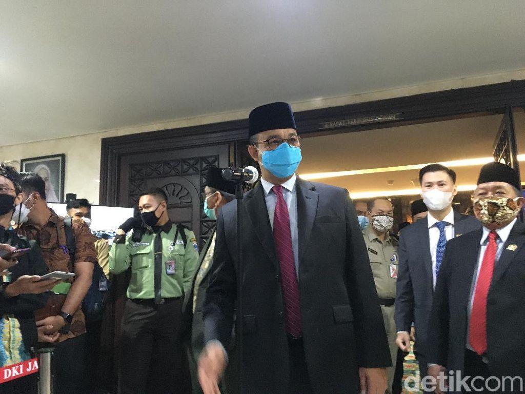 Video Anies Sebut Sanksi ke Habib Rizieq Sudah Sesuai Aturan
