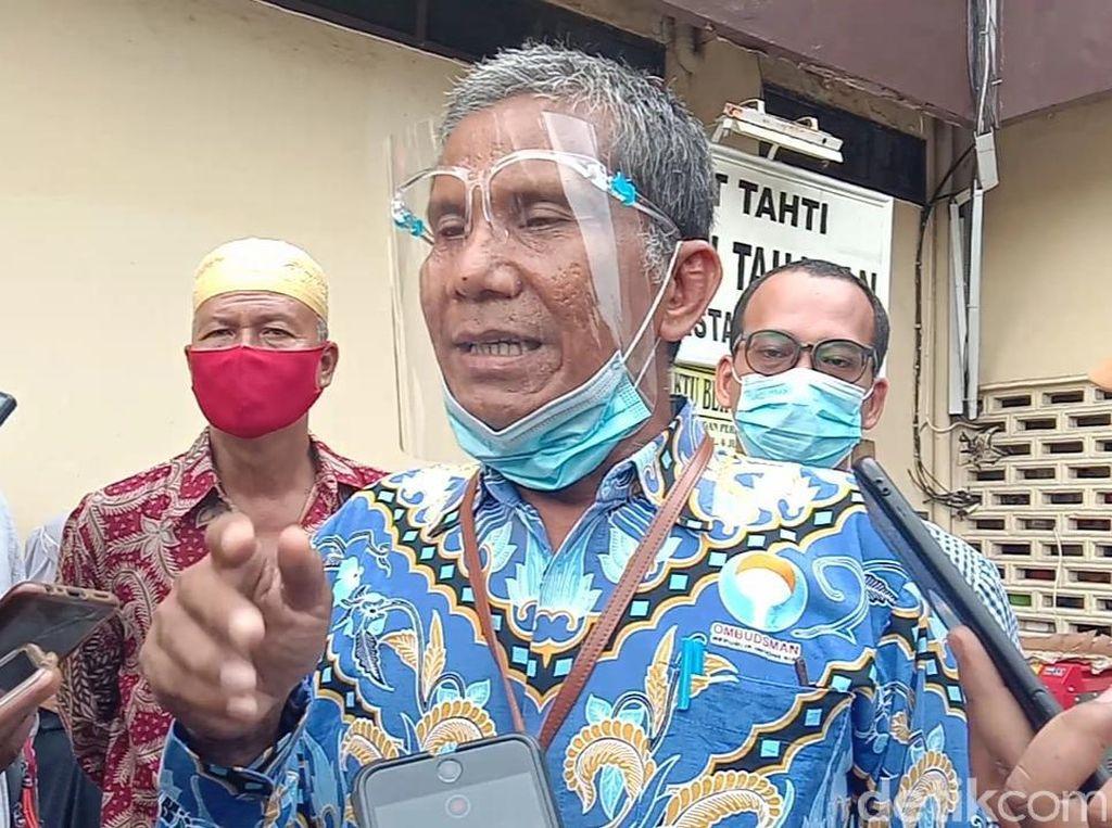 Ombudsman Temukan Sel di Polrestabes Medan Overkapasitas Akibat Pandemi
