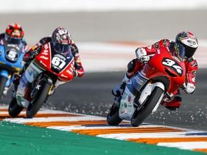 Finis ke-16 di CEV Moto3 2020, Mario Suryo Aji Mau Lebih Baik Musim Depan