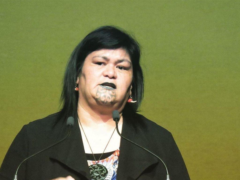 Sosok Nanaia Mahuta, Wanita Bertato di Dagu yang Jadi Menlu Selandia Baru