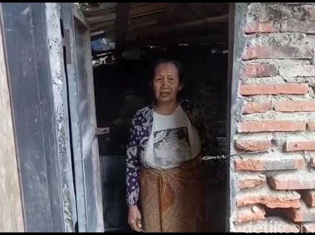 Sedihnya Nenek Muadah yang Tiba-tiba Tercoret dari Penerima Bansos Corona