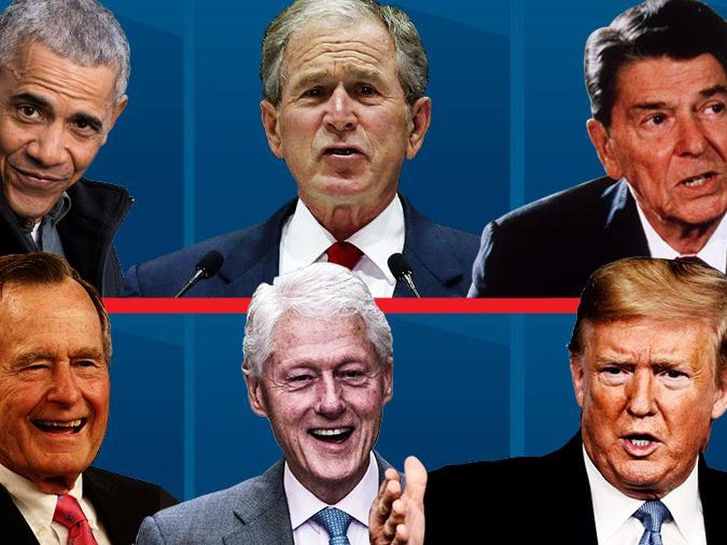 Di Antara Presiden AS, Trump Bayar Pajak Paling Minim