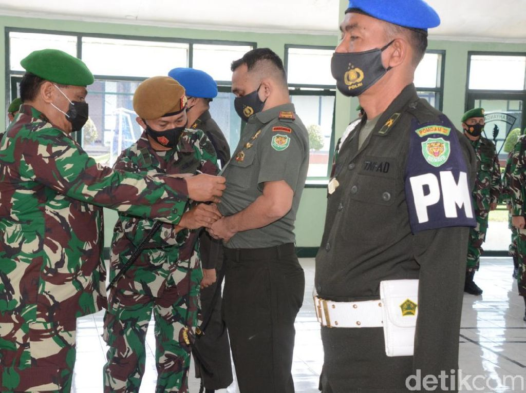 Dipecat Pangdam, Prajurit Kodam Siliwangi Sudah 3 Kali Berbuat Asusila