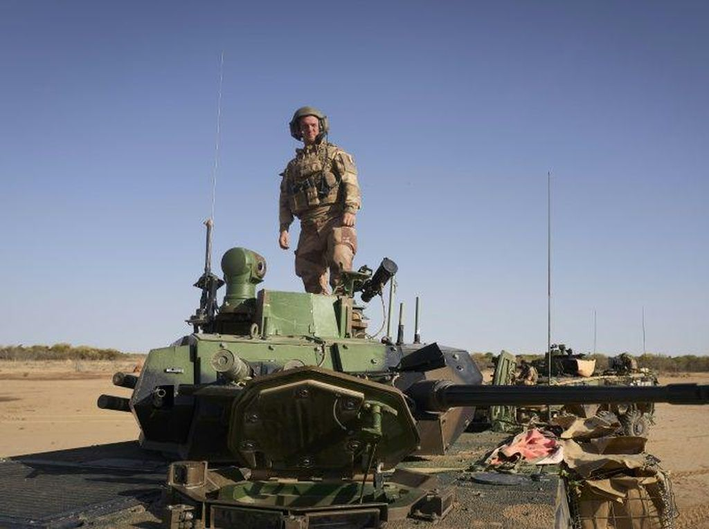 Kelompok Terkait Al-Qaeda Mengklaim Atas Tewasnya 2 Tentara Prancis di Mali