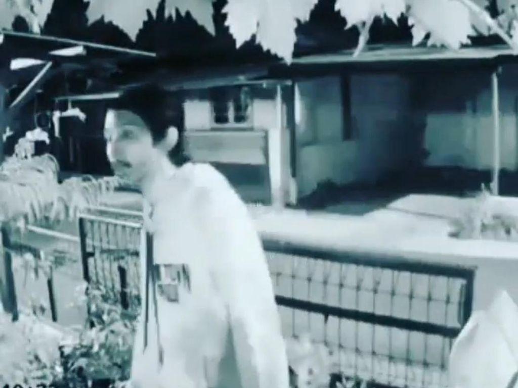Nekat! Pria Curi Sepeda di Asrama TNI Bandung
