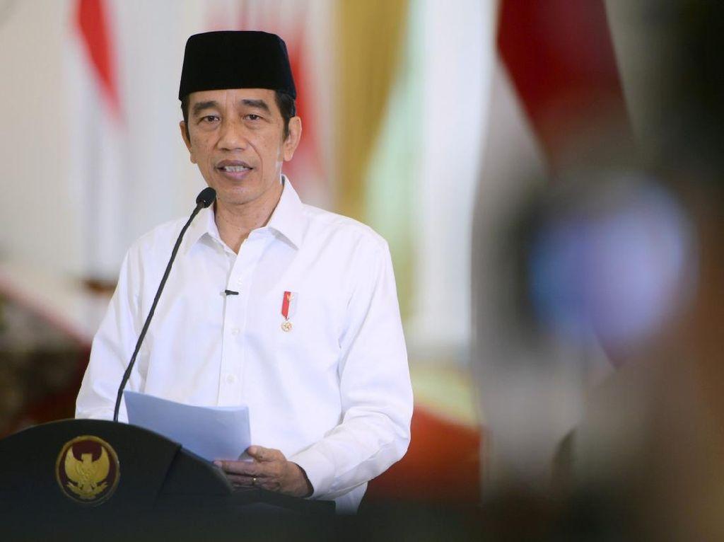 Jokowi soal Tantangan Beragama: Tak Jarang Medsos Bawa Toxic Picu Perpecahan