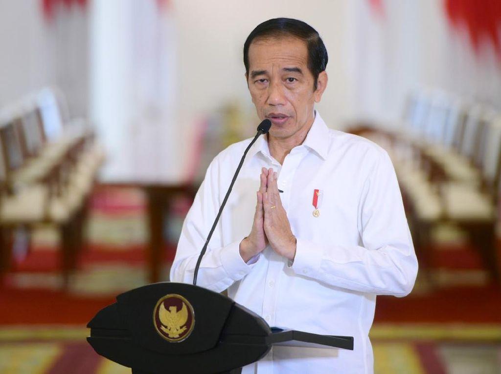 Kepuasan Kinerja Jokowi Tangani Corona dalam Bingkai Survei