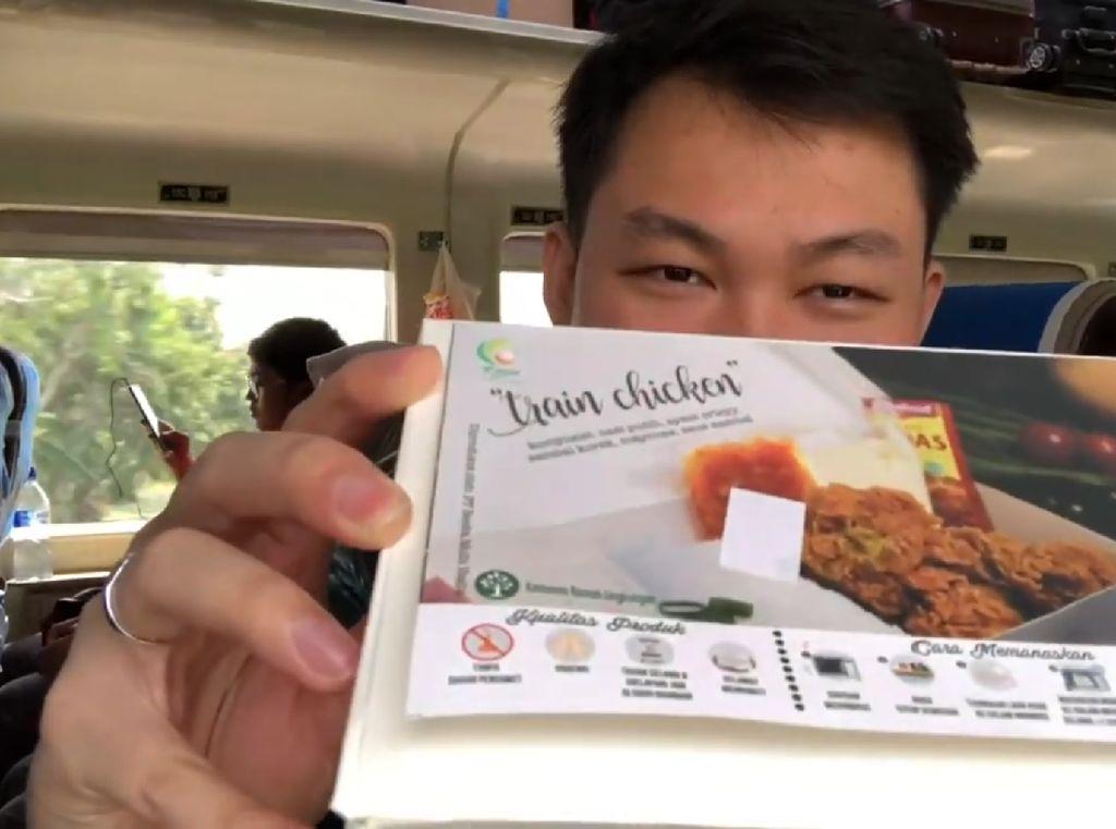Review Makanan KAI, Nasi Goreng hingga Nasi Rames Serba Rp 25 Ribuan