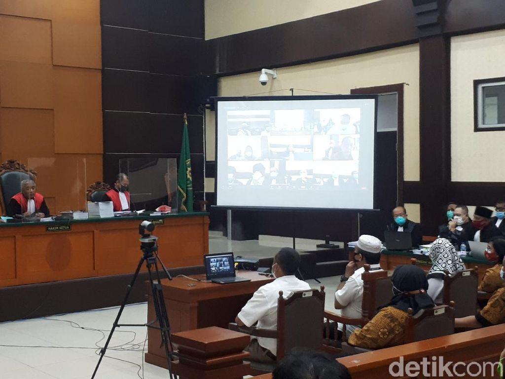 JPU Hadirkan Pelapor Brigjen Prasetijo di Sidang Kasus Surat Jalan Palsu