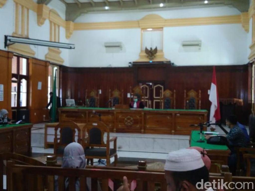 Praperadilan, Ketua KAMI Medan Minta Status Tersangka Dibatalkan