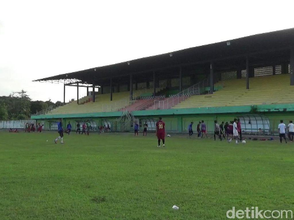 PSM Puji Pemkot Pare-Pare, Renovasi Stadion BJ Habibie Cepat