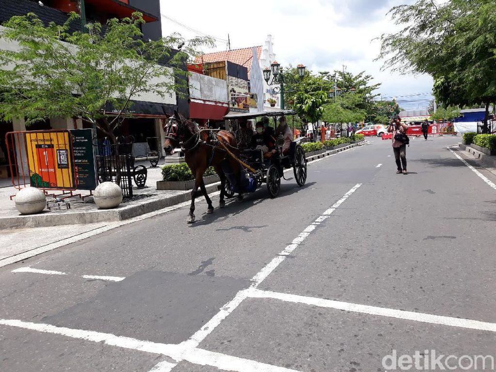 PKL Dukung Jadwal Baru Malioboro Bebas Kendaraan Bermotor