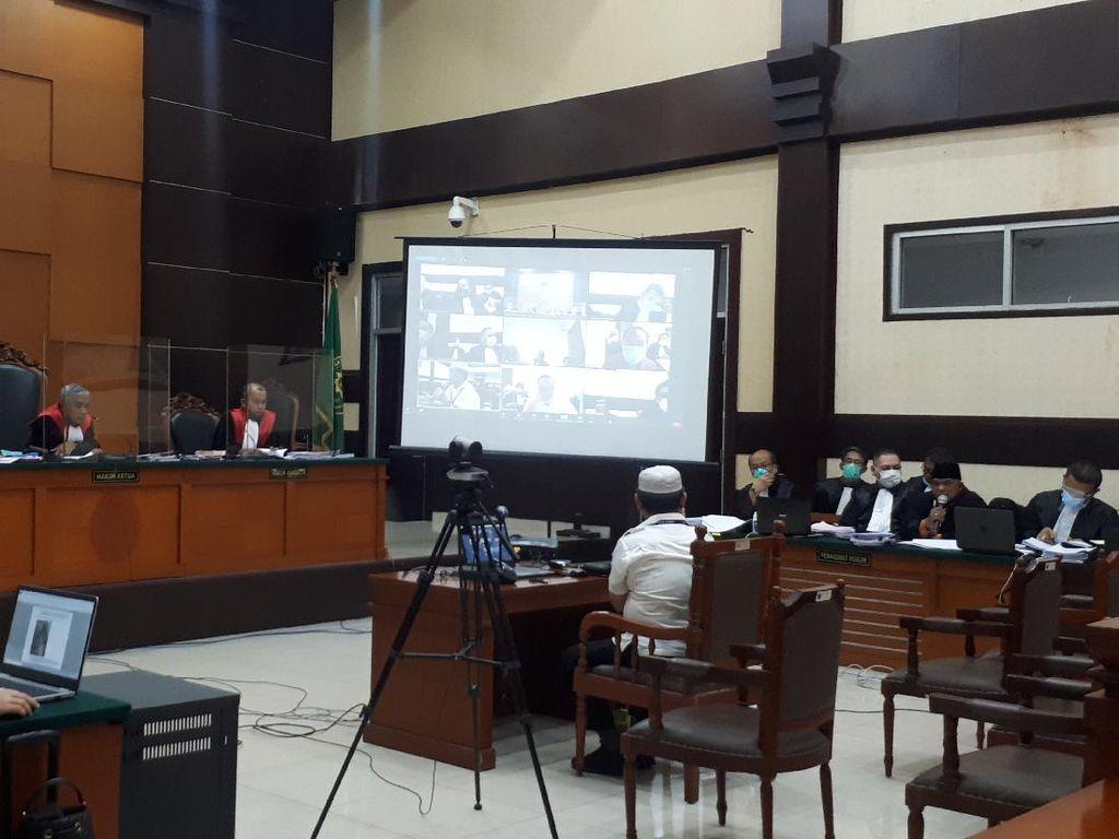 Saksi Surat Jalan Palsu: Brigjen Prasetijo Serahkan Identitas Djoko Tjandra