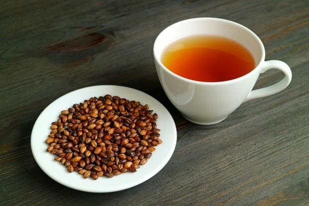 Orang Korea sering mengonsumsi teh Barley.
