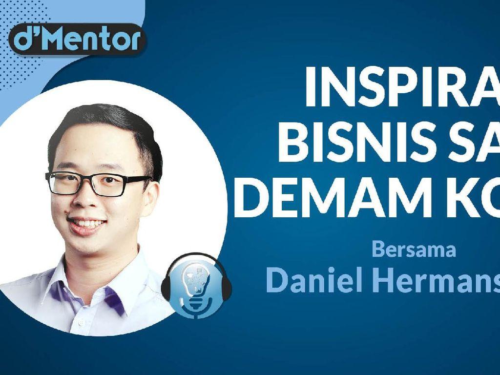 Live dMentor: Inspirasi Bisnis Saat Demam Korea