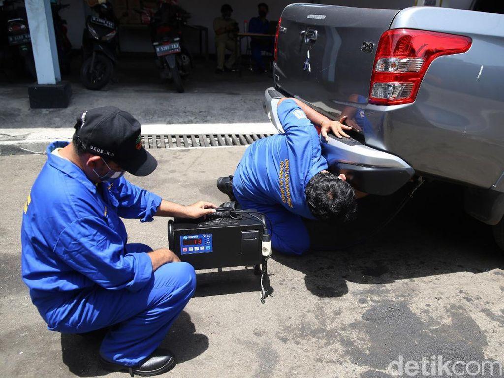 Wajib Uji Emisi Kendaraan di Jakarta dan Ancaman Denda Rp 500 Ribu Mulai Januari 2021