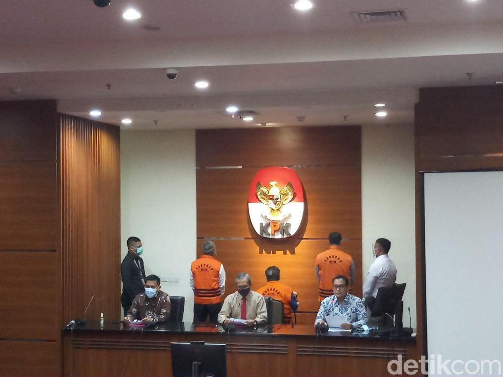 KPK Tetapkan 3 Tersangka Baru di Kasus Korupsi PT DI