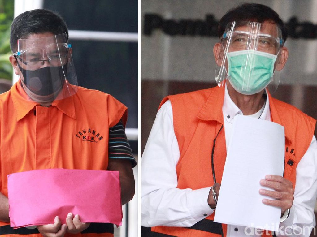 2 Eks Anggota DPRD Sumut Tersangka Korupsi Berjamaah Diperiksa KPK