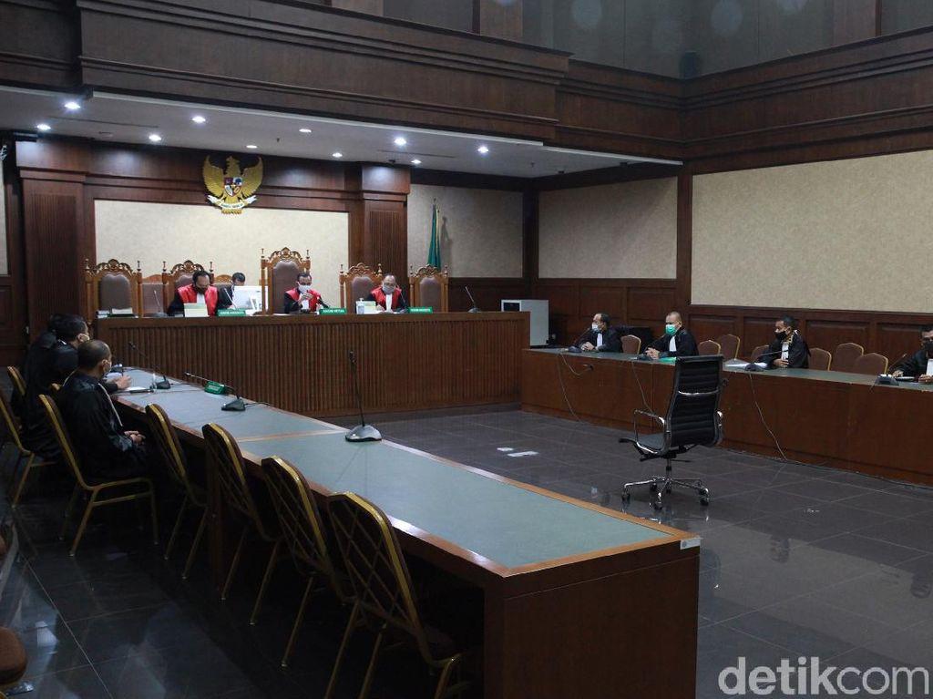 Ajukan Eksepsi, Andi Irfan Rekan Pinangki Minta Hakim Bebaskan dari Dakwaan