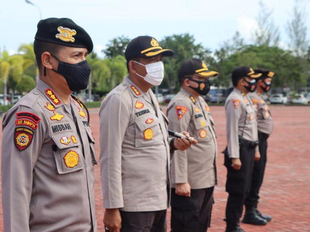 521 Polisi Bakal Amankan Pelantikan Nova Jadi Gubernur Aceh Besok