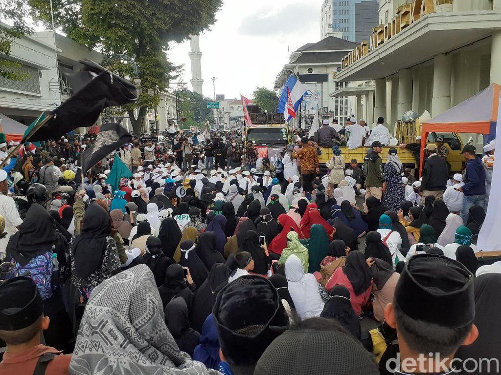 Ormas Islam di Bandung Desak Pemerintah Usir Dubes Prancis