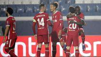 Video Liverpool Libas Atalanta 5-0 di Liga Champions