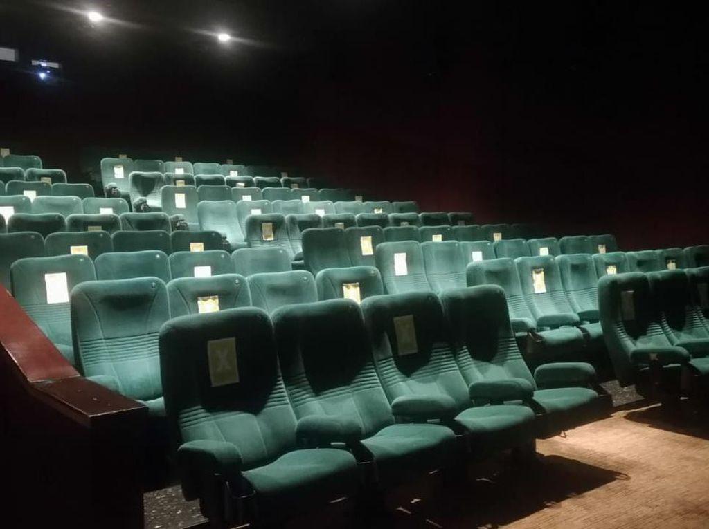 Pemkot Cirebon Izinkan Bioskop Buka Mulai Besok