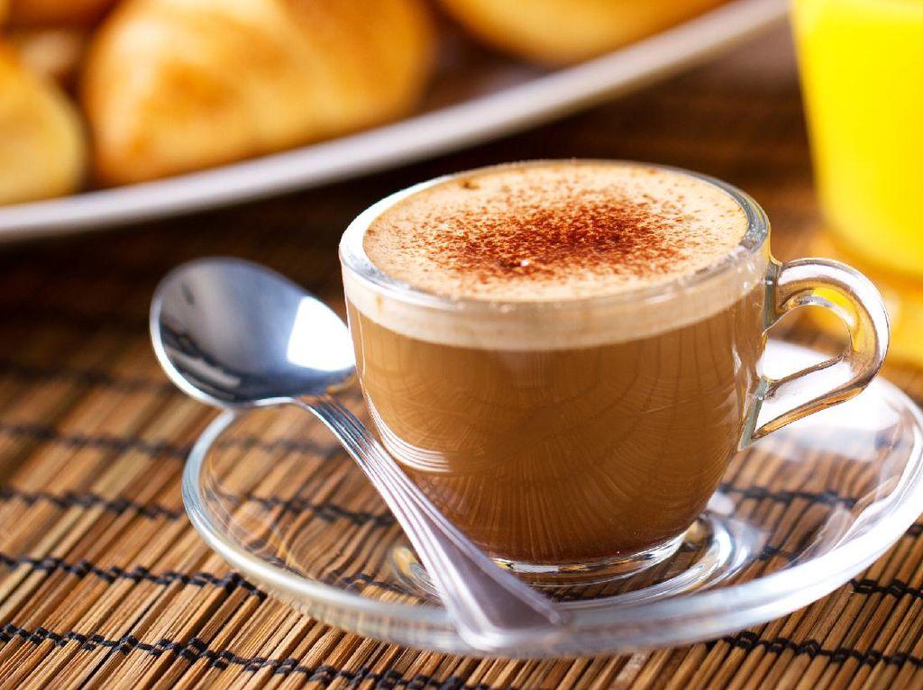 Cara Meracik Mochaccino Seenak Buatan Kafe
