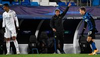 Bagaimana Peluang Lolos Inter Milan, Conte?