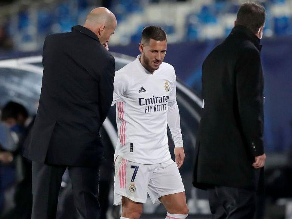 Badai Cedera yang Bikin Real Madrid Ketar-ketir
