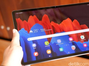 Review Galaxy Tab S7 Plus, Tablet Android Terbaik 2020