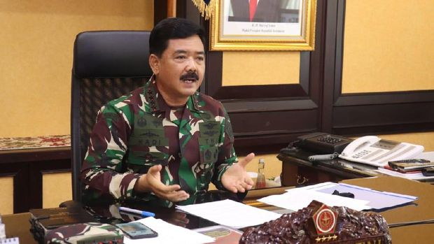 Panglima TNI Marsekal TNI Dr. (H.C.) Hadi Tjahjanto S.I.P. terpilih sebagai Ketua Majelis Wali Amanat Universitas Sebelas Maret (MWA UNS)  Periode 2020-2023.