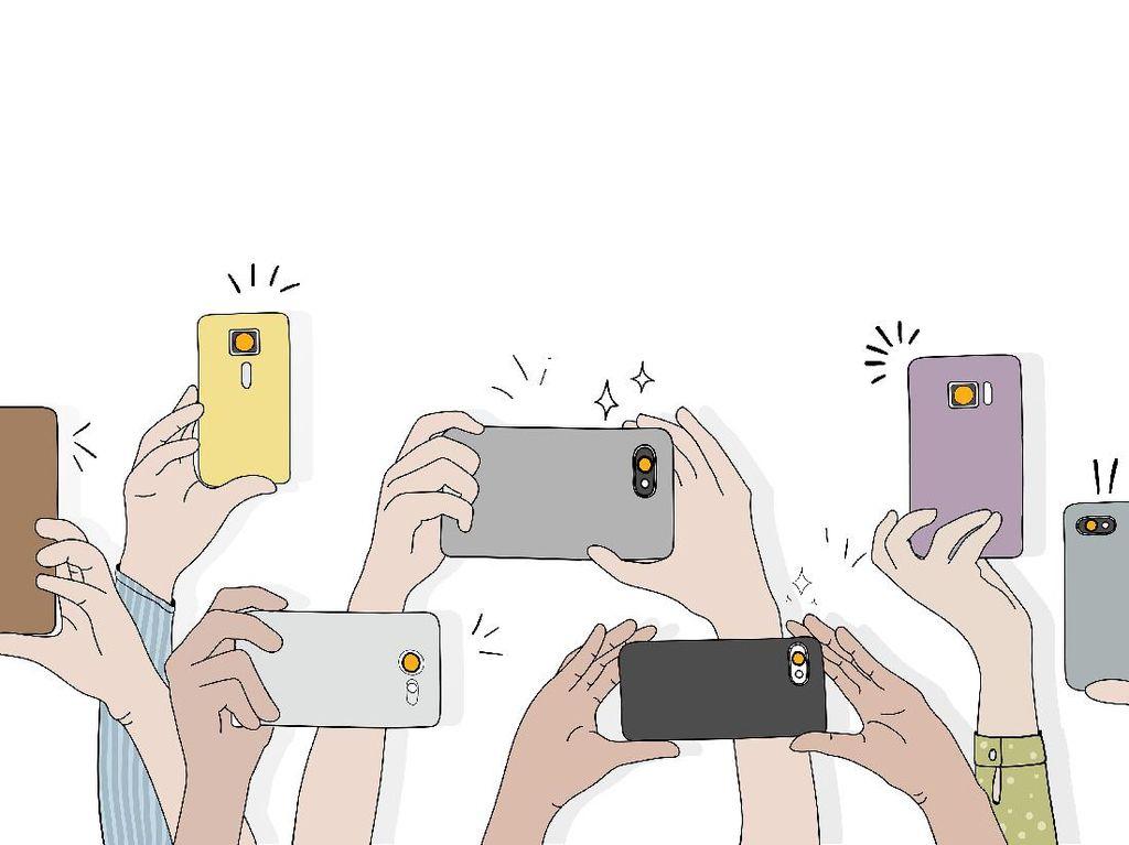 Samsung Masih Rajai Pasar Ponsel Dunia, Huawei Makin Keok