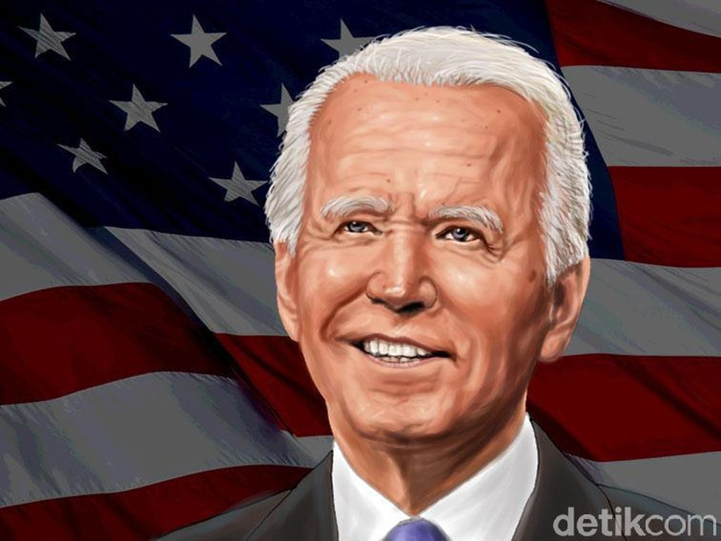 Bekingan Joe Biden: 5 Miliarder Berharta Rp 2.200 T