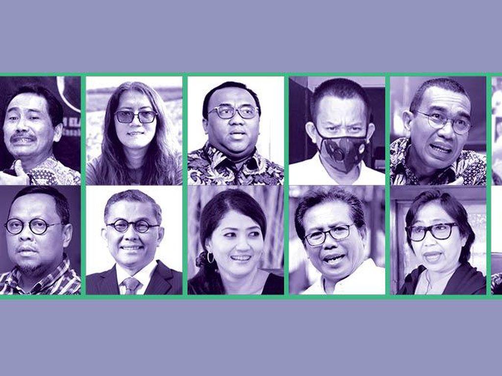 Video: Deretan Relawan Jokowi di Kursi Komisaris BUMN