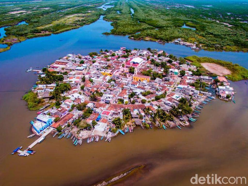 Kota Ajaib di Meksiko yang Kembali Ajaib