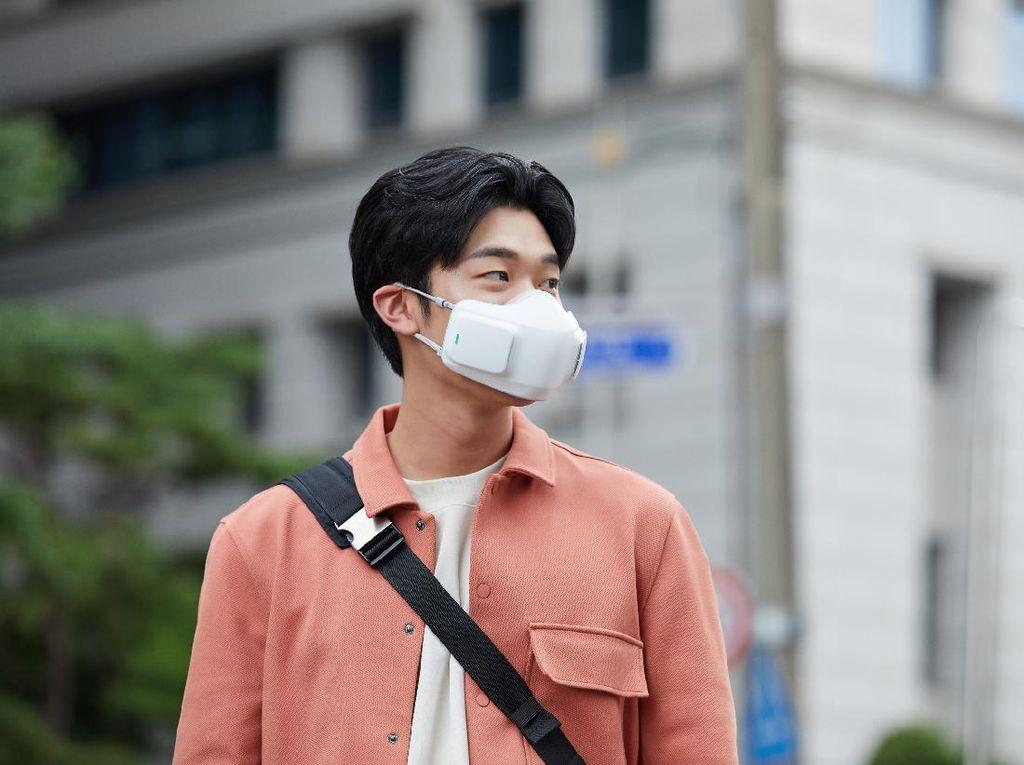 Ini Harga Masker Pembersih Udara LG PuriCare di Indonesia
