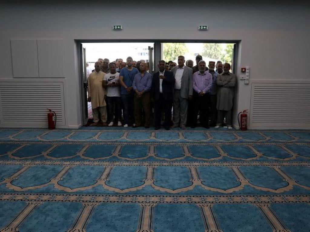 Akhirnya Ada Masjid Pertama di Athena, Yunani, Setelah 15 Tahun