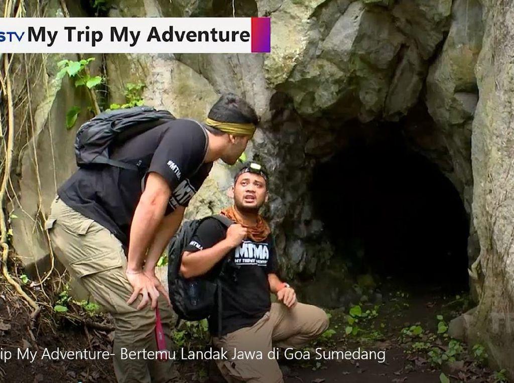 My Trip My Adventure: Bertemu Landak Jawa di Goa Sumedang