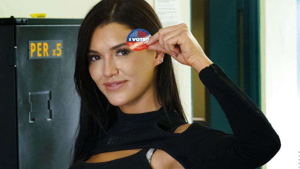 Para Pemilih Muda Berikan Hak Suara di Pemilu AS
