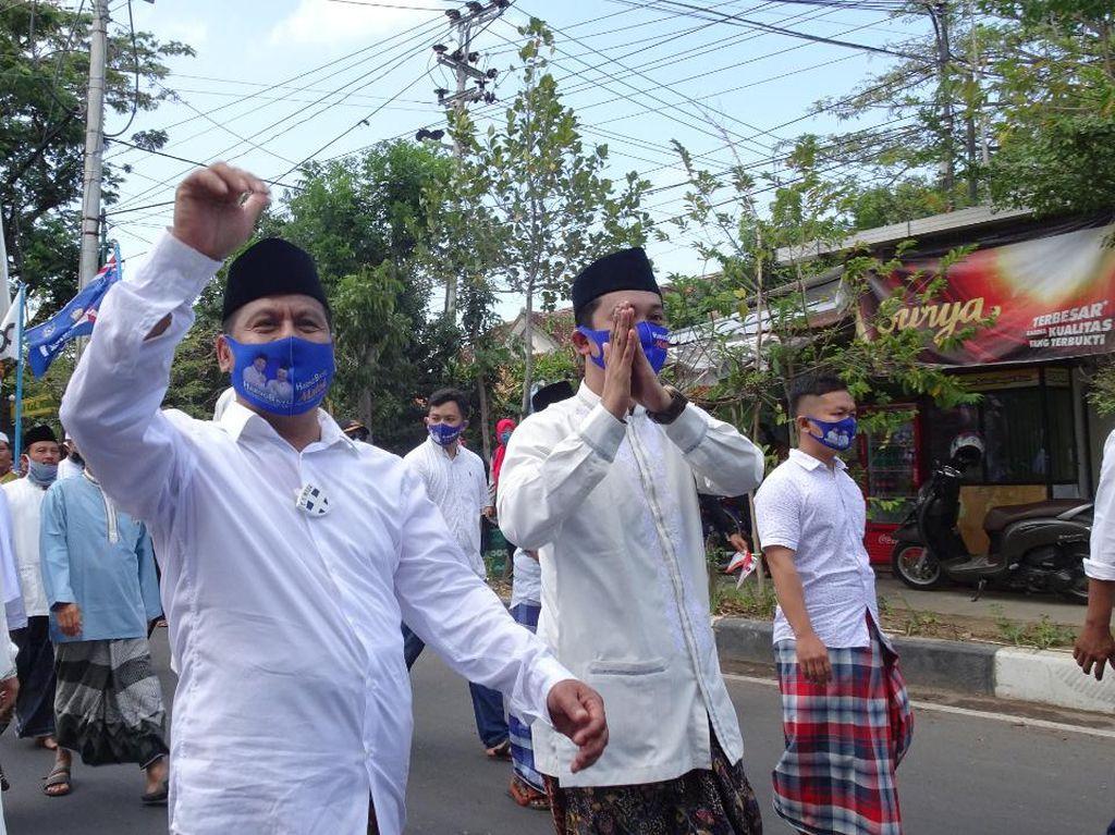 Pilkada Rembang, Kesehatan Gratis Prioritas Harno-Bayu