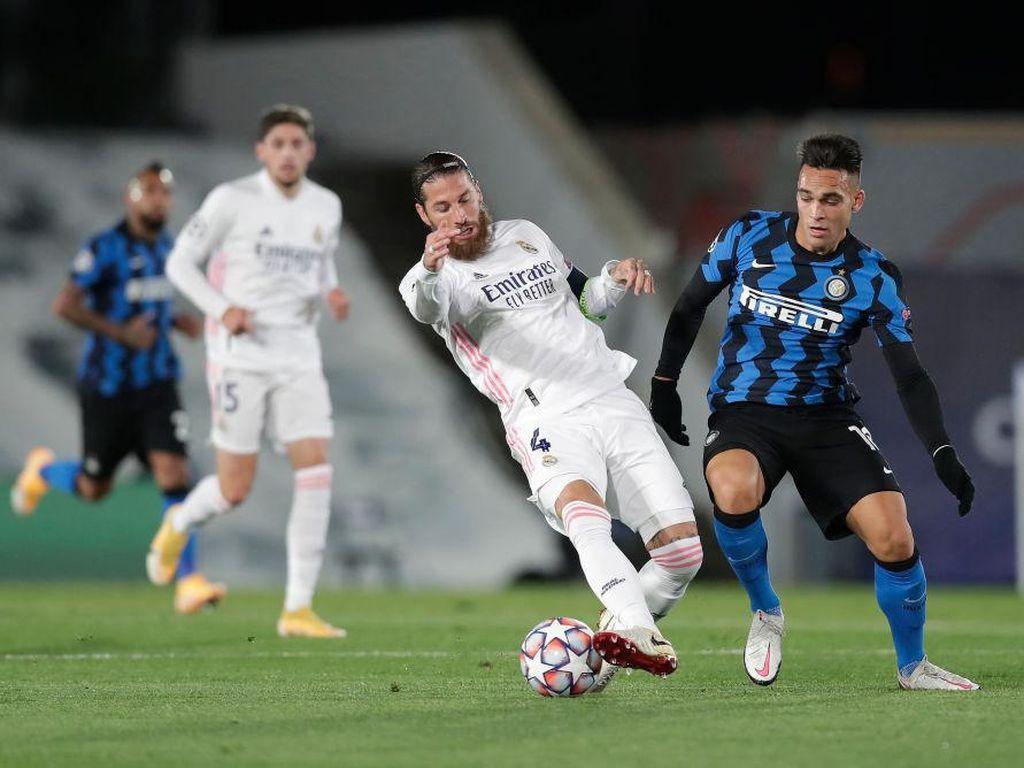 Link Live Streaming Liga Champions Inter Milan Vs Real Madrid